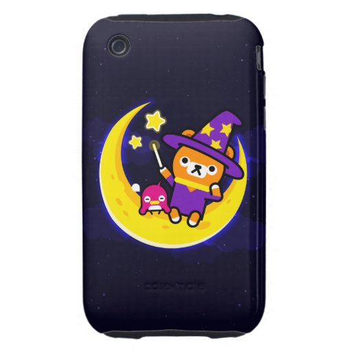 Tappi Halloween iPhone 3G case iPhone 3 Tough Cover