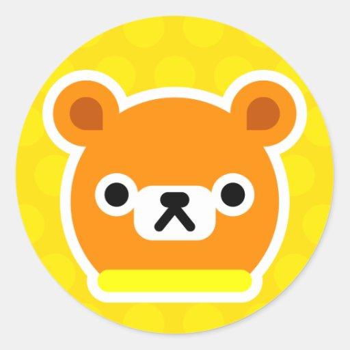 Tappi Sticker