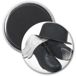 TapShoesBowlerGloves012511 Magnet