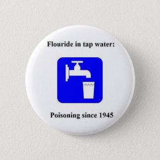 Tapwater 1945 6 cm round badge