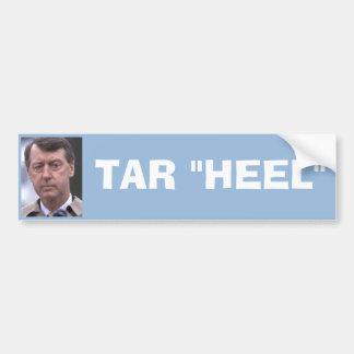 """TAR """"HEEL"""" BUMPER STICKER"""