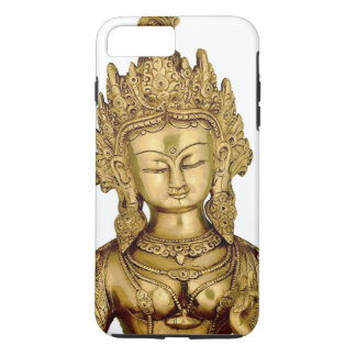 Tara Buddha Buddhist Goddess Yoga Tibet Art Peace iPhone 8 Plus/7 Plus Case