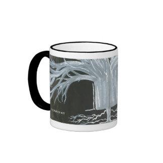 Tara Henry Skeleton Complete... Ringer Mug