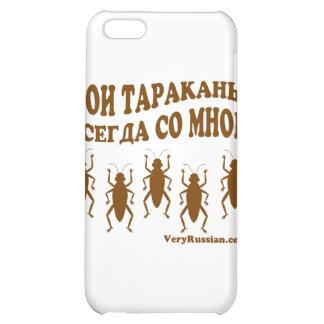Tarakany Russian joke iPhone 5C Cases