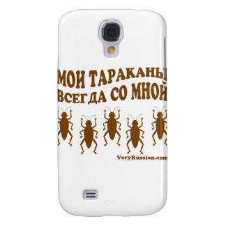 Tarakany Russian joke Samsung Galaxy S4 Case