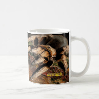 Tarantula 4 coffee mug