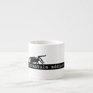 """Tarantula Addict"" Espresso Mug"