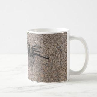 Tarantula Basic White Mug