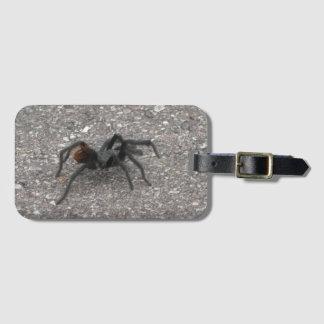 Tarantula Luggage Tag