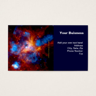 Tarantula Nebula Business Card