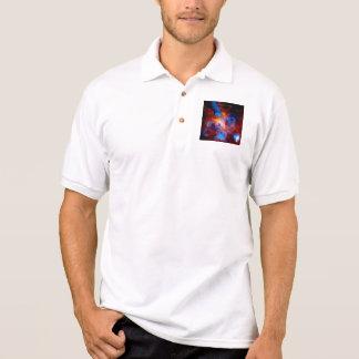 Tarantula Nebula Polo Shirt