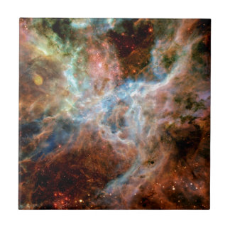Tarantula Nebula R136 NASA Hubble Space Photo Tile