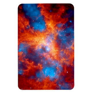 Tarantula Nebula Rectangular Photo Magnet