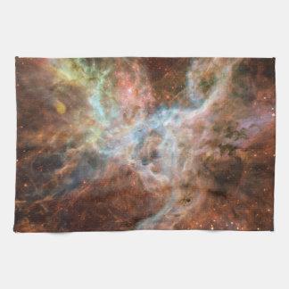 Tarantula Nebula space photography Tea Towel