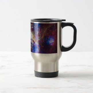 Tarantula Nebula Stainless Steel Travel Mug