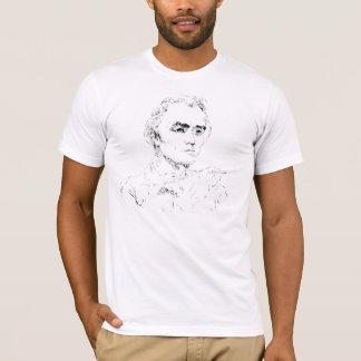 Taras Hryhorovych Shevchenko Ukrainian poet T-Shirt