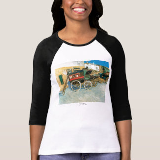 Tarascon Dilgence by Vincent van Gogh Shirt