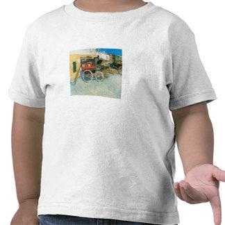 Tarascon Dilgence by Vincent van Gogh T Shirt