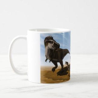 Tarbosaurus Mug