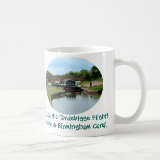 Tardebigge Flight Survivor Coffee Mug