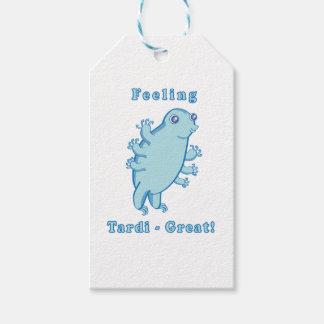 Tardi-Great! Gift Tags