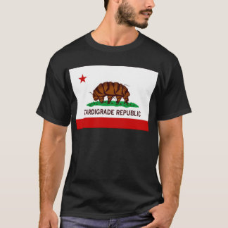 Tardigrade Republic Flag T-Shirt