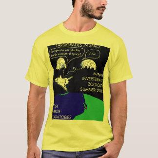 Tardigrade t-shirt for non-dark colors