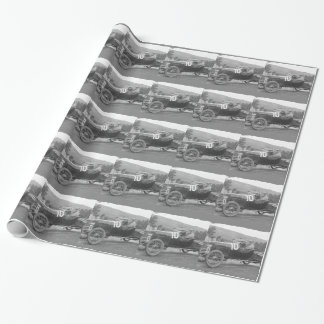 Targa Florio - on The Racetrack 1922 Wrapping Paper