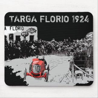 TARGA FLORIO RACE MOUSE PAD