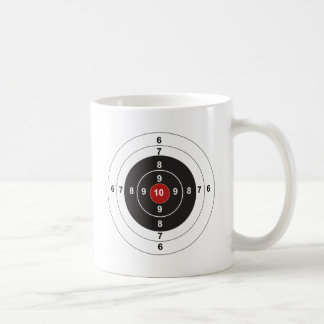 Target Basic White Mug