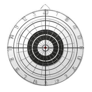 target circle design round mark dartboard