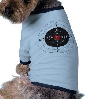 Target Dog Tshirt