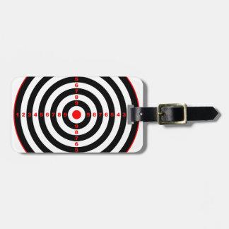 Target Luggage Tag