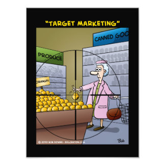 Target Marketing Art Photo