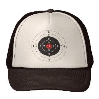 Target Mesh Hat