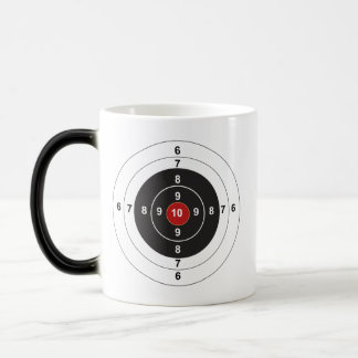 Target Morphing Mug
