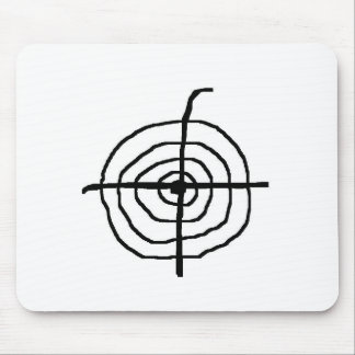 Target Mouse Pad