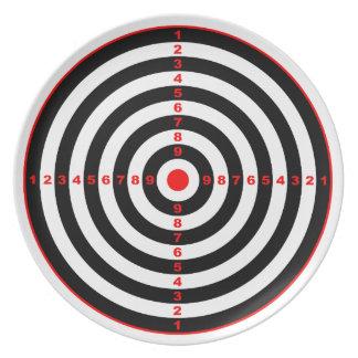Target Plate