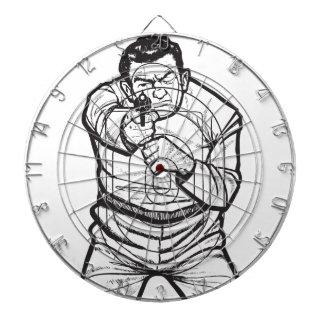 Target Practice Dartboard