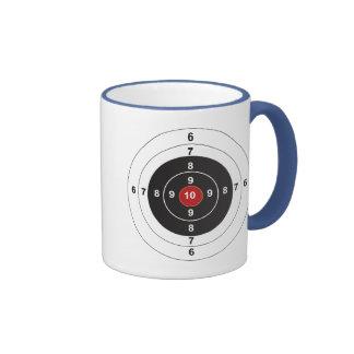 Target Ringer Mug