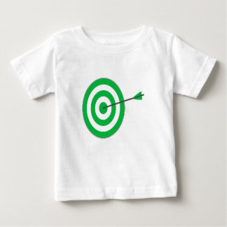 Target with arrow baby T-Shirt