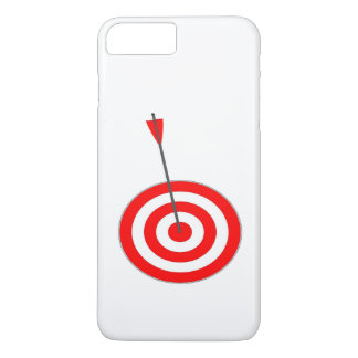 Target with arrow iPhone 8 plus/7 plus case