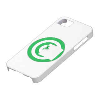 Target with note note iPhone 5 case