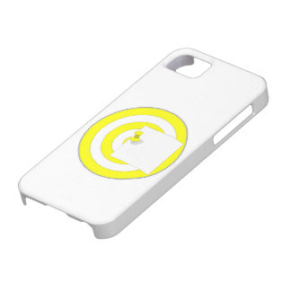 Target with note note iPhone 5 cover