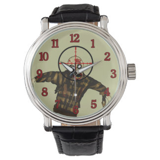 Targeted Zombie Watch