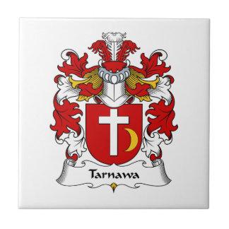 Tarnawa Family Crest Tile