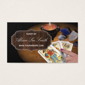 Tarot, astrology, Astrologer Business Card
