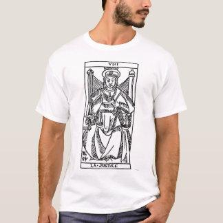 Tarot Card: Justice T-Shirt