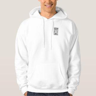 Tarot Card: The Devil Hooded Sweatshirts