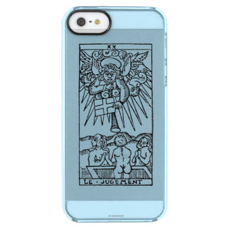 Tarot Card: The Judgement Clear iPhone SE/5/5s Case
